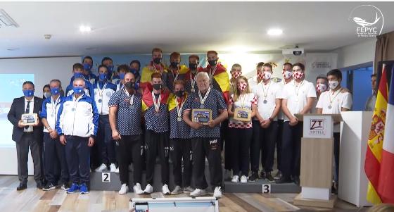 Campeonato del Mundo de Pesca y Casting: acto de clausura I MARCA