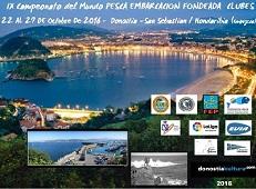 IX Campeonato del Mundo Embarcación Fondeada Clubes