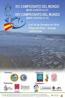 Campeonato del Mundo de Mar-Costa 2016