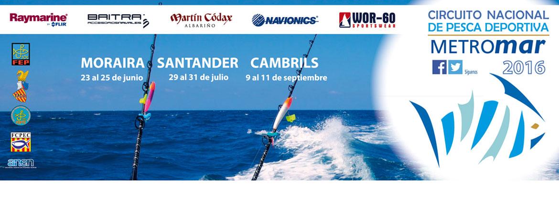 XVII Campeonato de España Pesca de Altura - Circuito METROmar