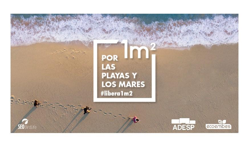 1m2 por las Playas y Mares