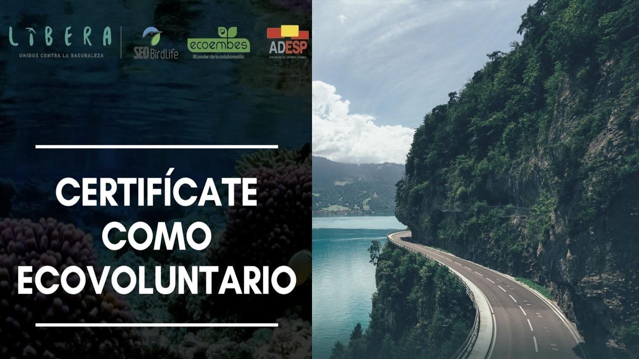 Certifícate como Ecovoluntario