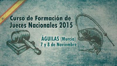 Curso de Formación de Jueces Nacionales 2015