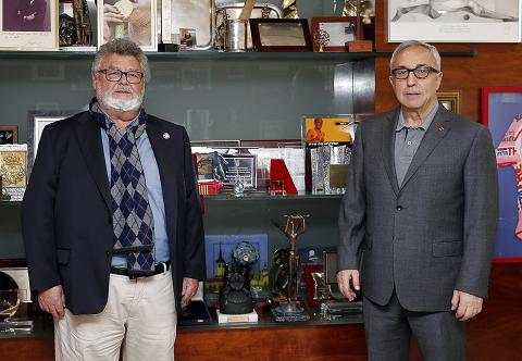 Presidentes COE y FEPyC