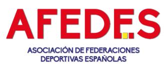 Asociación de Federaciones Deportivas Españolas